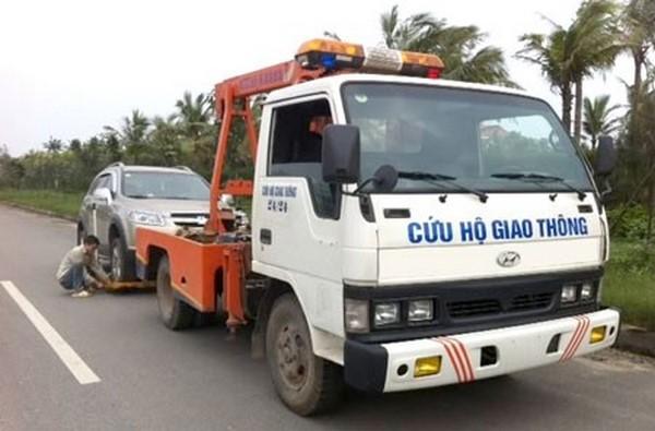 Cứu hộ ô tô Tân Bình