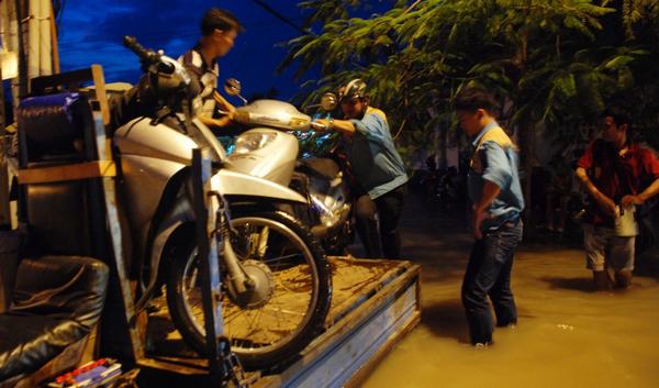 Cứu hộ xe hơi huyện Củ Chi