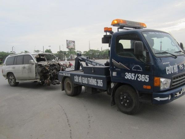 Đơn vị cứu hộ xe ô tô