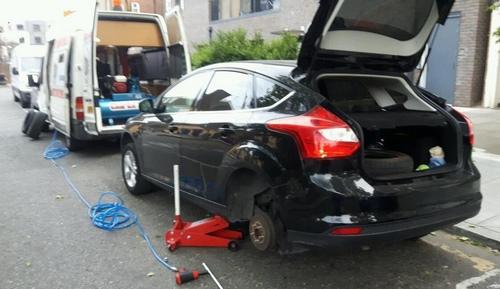 Dịch vụ kéo xe ô tô