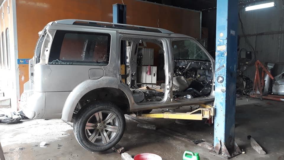 Trung tâm sửa chữa cứu hộ ô tô TPHCM